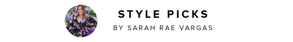 Style Picks by SRV