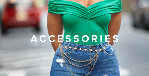 Plus Size Accessories and Shoes
